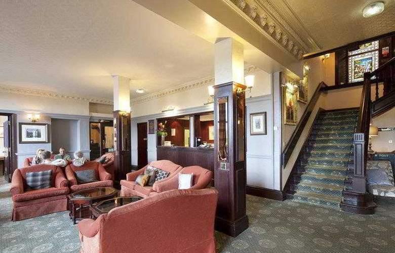 BEST WESTERN Braid Hills Hotel - Hotel - 26
