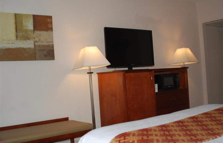 Best Western Plus University Inn - Room - 60