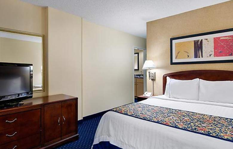 Courtyard by Marriott Chattanooga Downtown - Room - 6