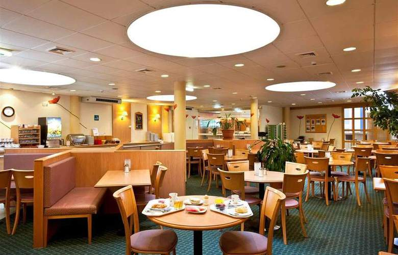 Ibis Budapest Centrum - Restaurant - 15