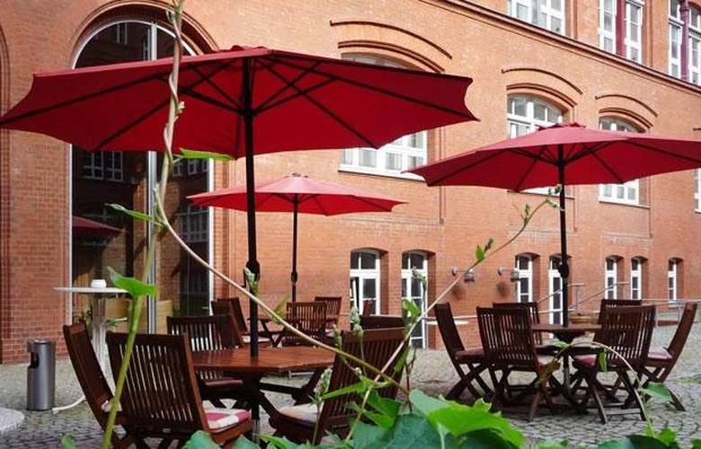 Select Berlin Ostbahnhof - Terrace - 8