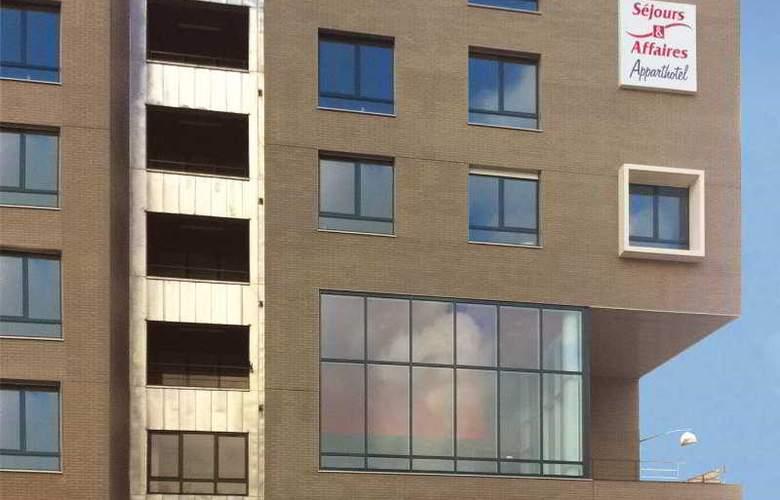 Sejours & Affaires Paris Vitry - Hotel - 0