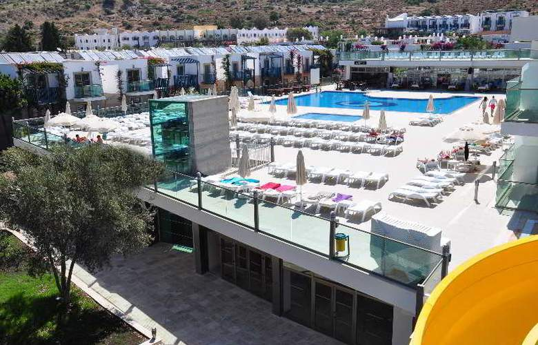 Jasmin Beach Apart - Hotel - 8