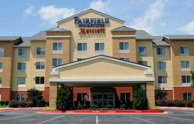 Fairfield Inn & Suites Springdale - Hotel - 0