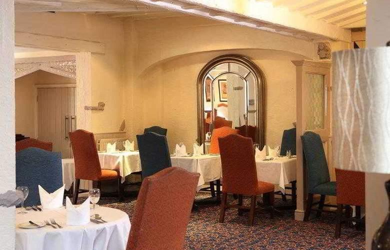 Best Western Barons Court Hotel - Hotel - 14