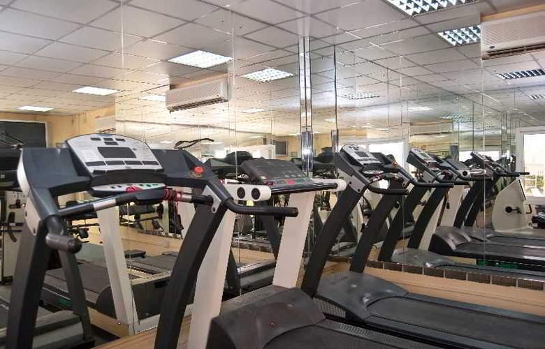 Ramee Hotel Apartment Dubai - Sport - 4