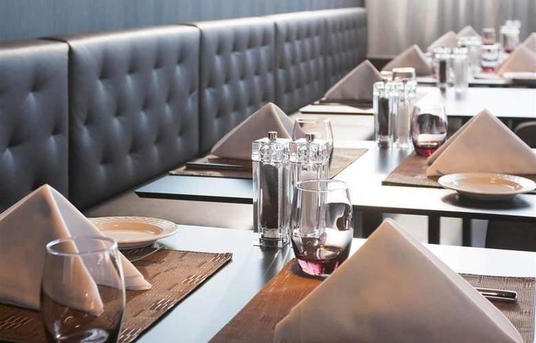Novotel Basel City - Restaurant - 15