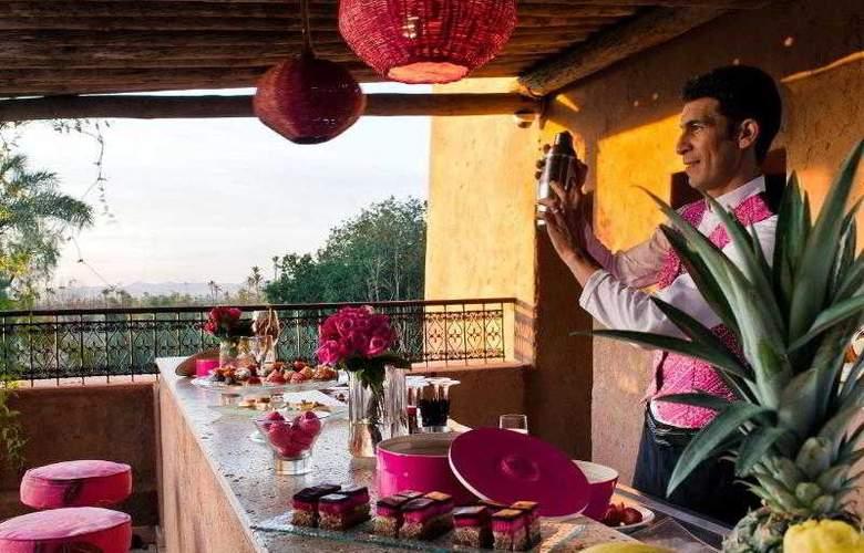 Tigmiza Suites pavillions - Restaurant - 31