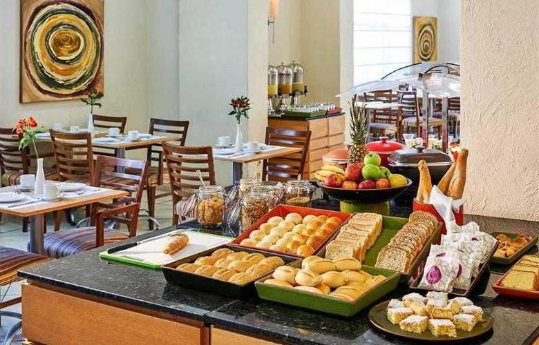 Quality Suites Botafogo - Restaurant - 24