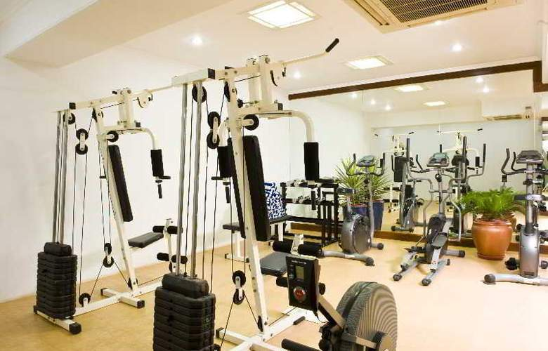 Vainguinim Valley Resort - Sport - 11