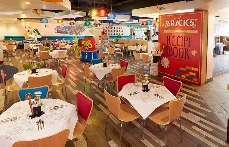Legoland Hotel - Restaurant - 16