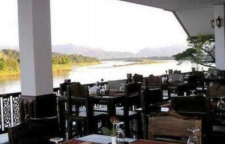 Namkhong Riverside Hotel - Restaurant - 4