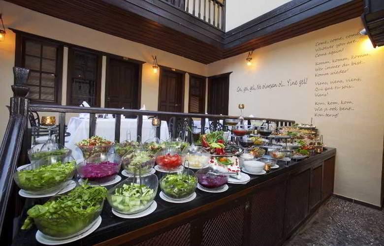 Alp Pasa Hotel - Restaurant - 52