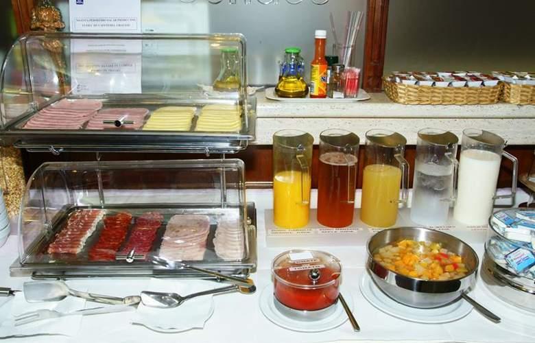 Best Western Hotel Los Condes - Restaurant - 115