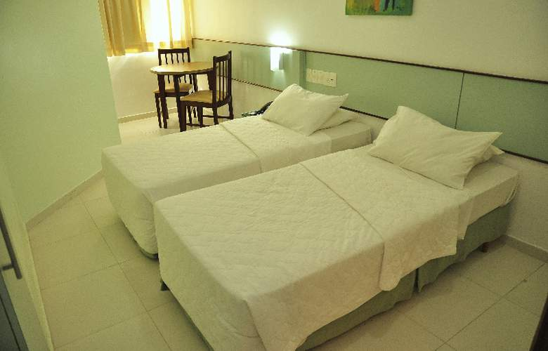 Igatu Praia Hotel - Room - 5