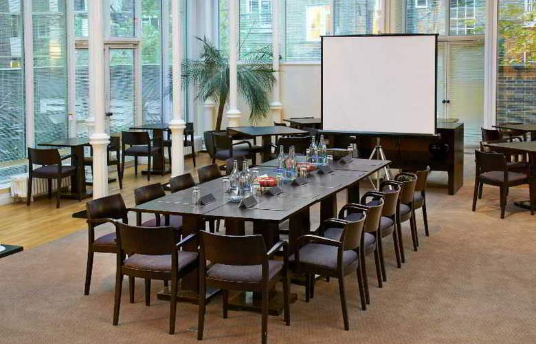 Hilton London Euston - Conference - 3