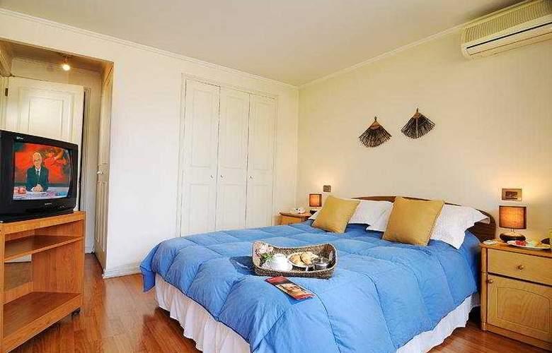 Aconcagua Las Condes Apart Hotel - Room - 8