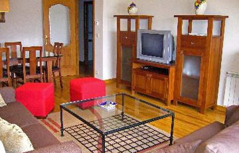 Apartamentos Mirador Ria de Bayona - Room - 1