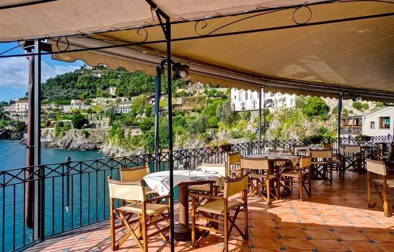 Ravello Art Marmorata - Restaurant - 15