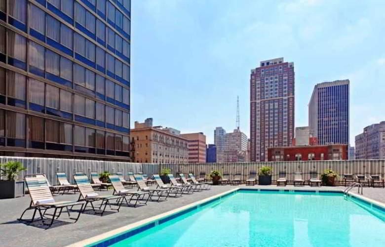 Sonesta hotel Philadelphia - Pool - 4
