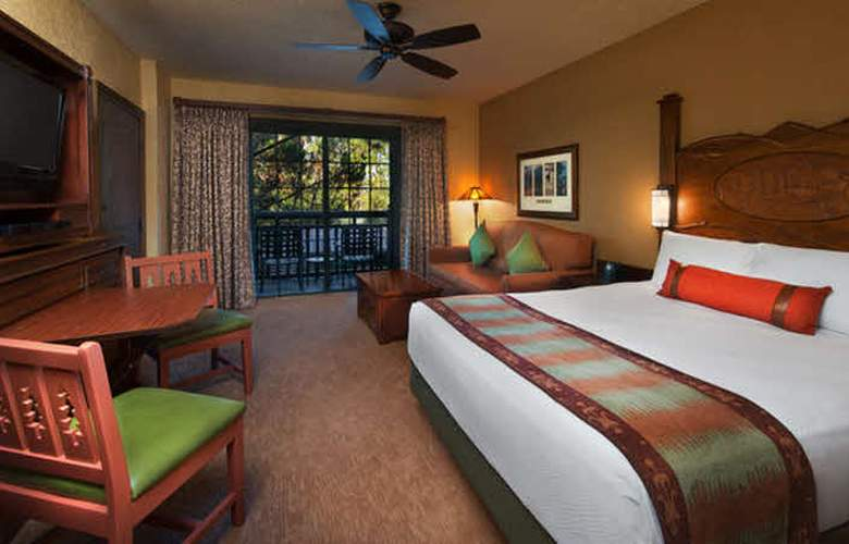 Villas at Disneys Wilderness Lodge - Room - 2