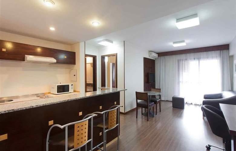 Mercure Curitiba Centro - Room - 14