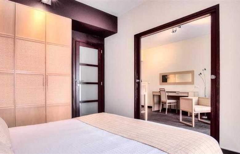 BEST WESTERN PLUS Hotel Casteau Resort Mons - Hotel - 45