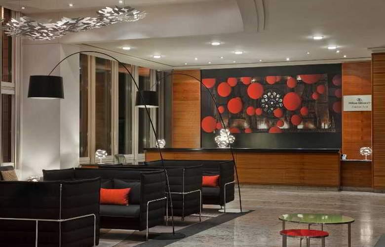 Lyon Marriott Hotel Cité International - General - 9