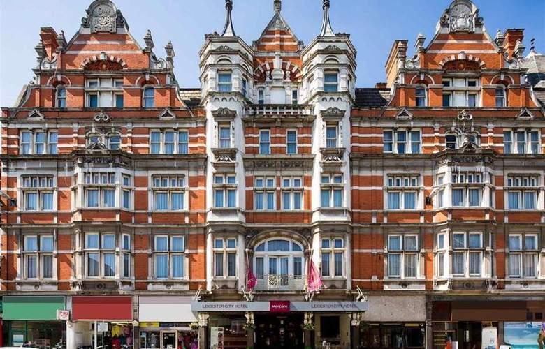 Ramada Jarvis Leicester - Hotel - 23