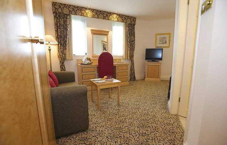 Best Western Forest Hills Hotel - Hotel - 135