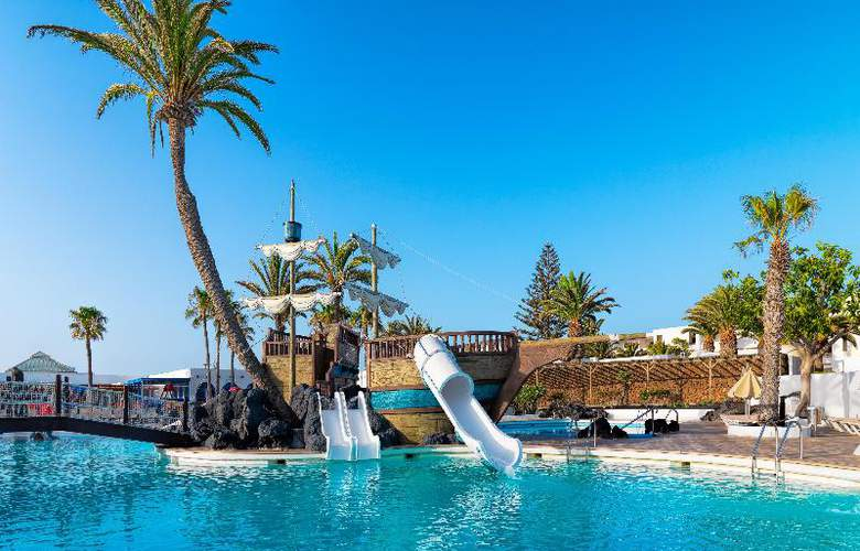 H10 Suites Lanzarote Gardens - Pool - 18