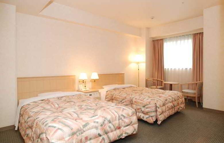 Hida Takayama Washington Hotel Plaza - Room - 7