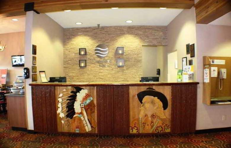 Comfort Inn at Buffalo Bill Village Resort - General - 1