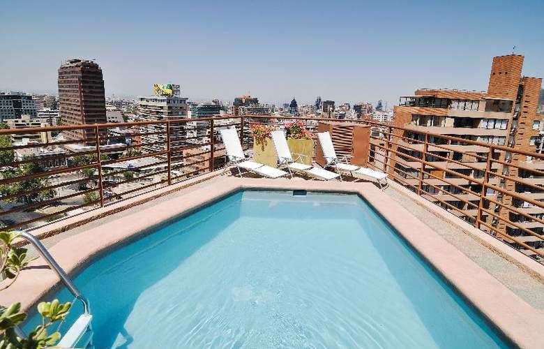 Aconcagua Apart Hotel - Pool - 21