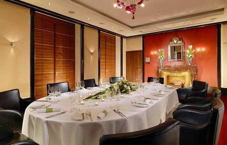 Dom Hotel Cologne - A Le Méridien Hotel - Restaurant - 10