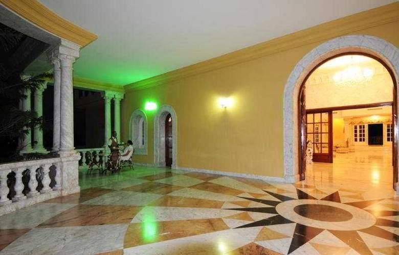 Caruso El Hana Palace - Terrace - 10