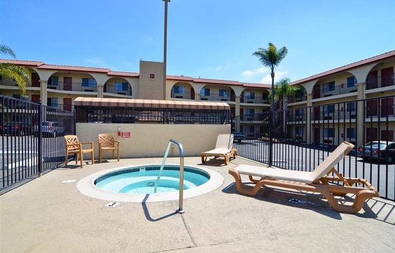 Best Western Mission Bay - Pool - 83