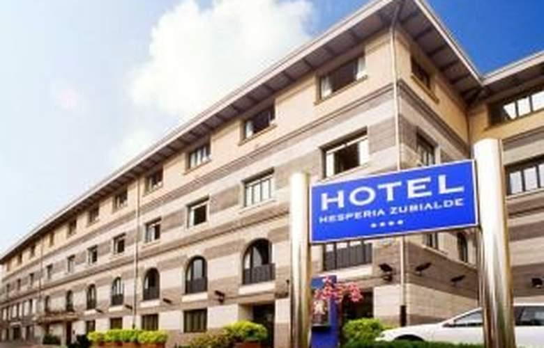 Hesperia Zubialde - Hotel - 0