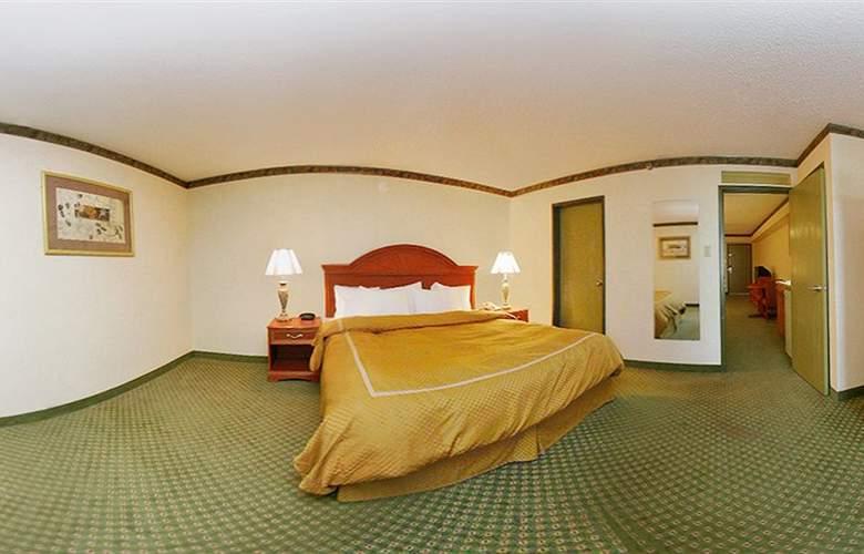 Comfort Suites University - Room - 11