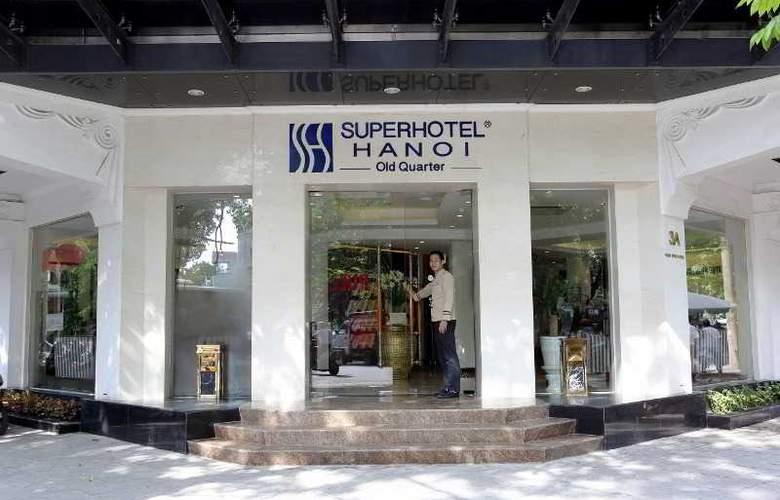 Super Hotel Hanoi Old Quarter - Hotel - 4