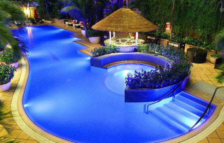 Caravelle Saigon - Pool - 4