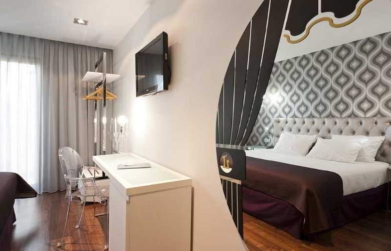 Eurostars Ramblas - Room - 4