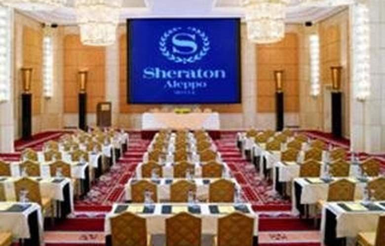 Sheraton Aleppo - Conference - 6