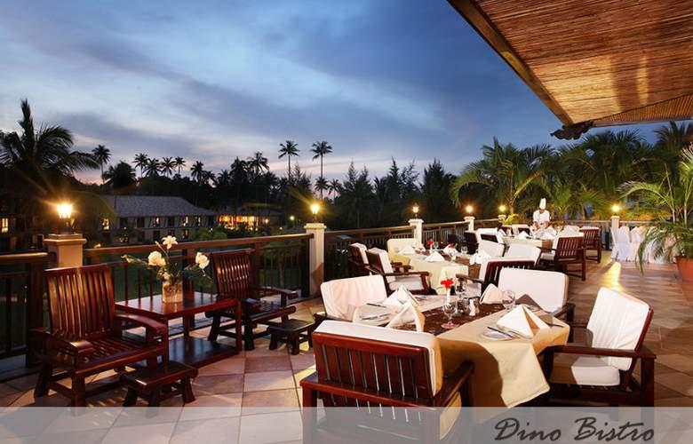 Banyu Biru Villa - Restaurant - 10