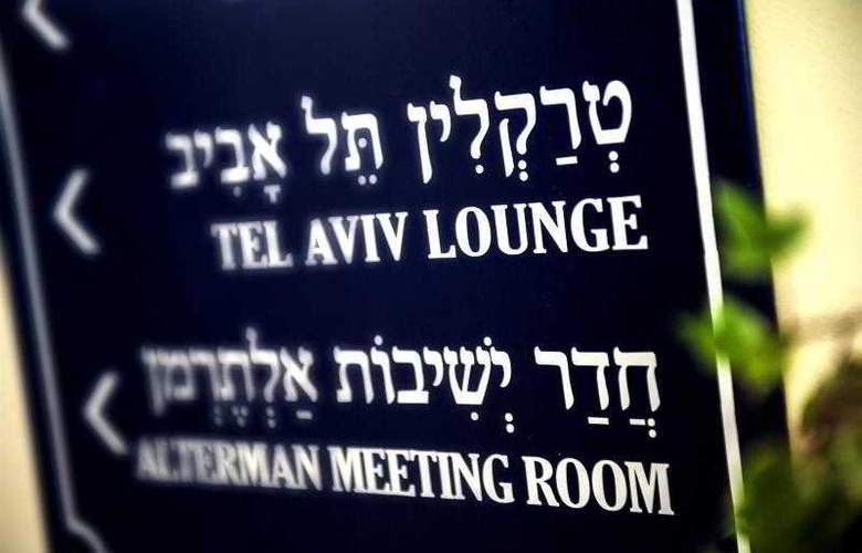 Herods Hotel Tel-Aviv - Hotel - 8