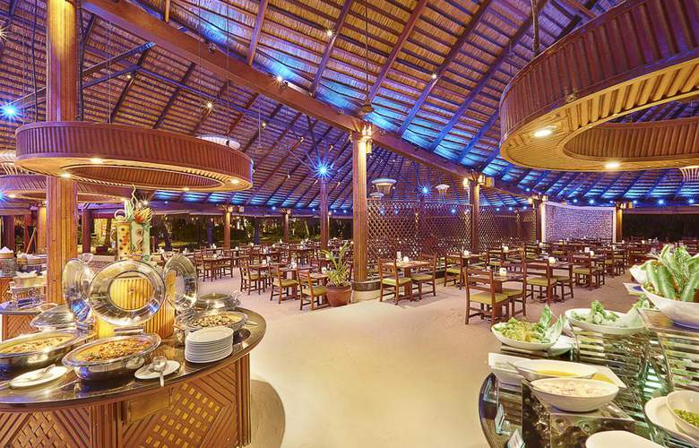 Kuredu Island Resort - Restaurant - 4