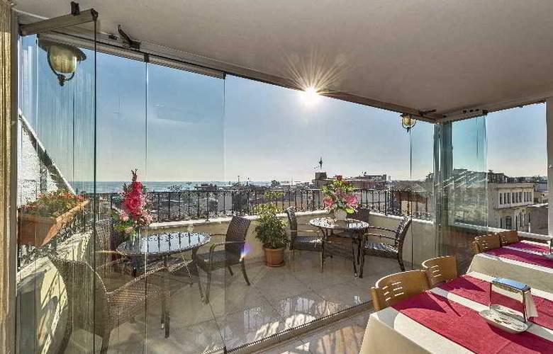 Elfida Suites Hotel - Restaurant - 30