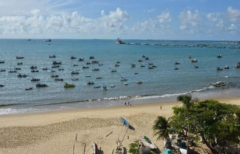A Sambura Praia - Terrace - 20