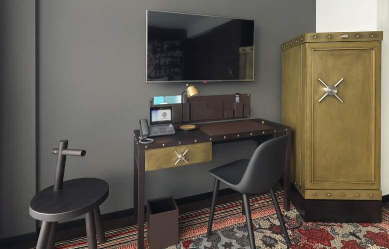Kameha Grand Zurich - Room - 13