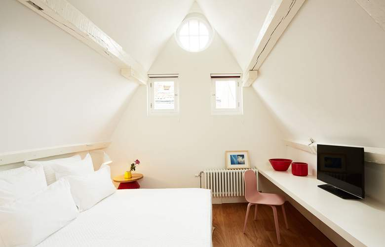 Hotel des Galeries - Room - 5